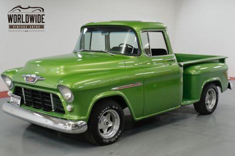 1955 Chevrolet 3100 BIG BACK WINDOW! 350 V8! CUSTOM PAINT.    Denver, CO   Worldwide Vintage Autos in Denver, CO