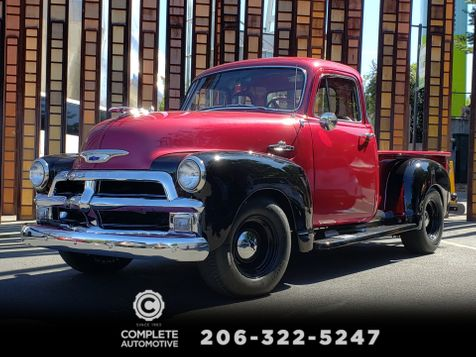 1955 Chevrolet 3100 1st Series Short Bed Believed To Be 66,000 Actual Miles Must See Rare!  in Seattle