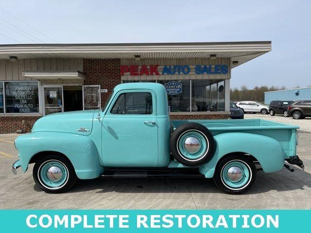 1955 Chevrolet 3100 1st Series
