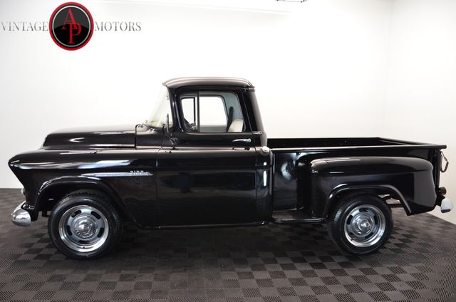 1955 Chevrolet 3100 V8 FLOOR SHIFT SHORT BED