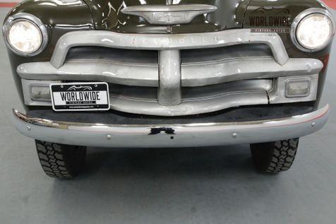 1955 Chevrolet 3600 NAPCO 4X4 FRAME OFF RESTORED RARE COLLECTOR | Denver, CO | Worldwide Vintage Autos in Denver, CO