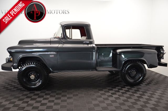 1955 Chevrolet 3600 RARE NAPCO CONVERSION V8