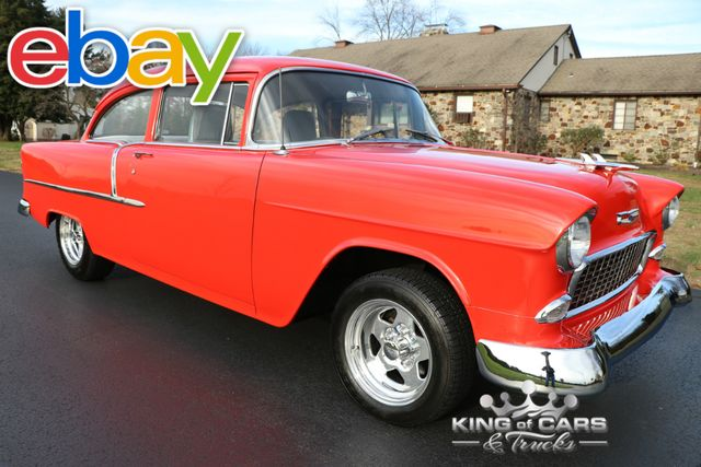 1955 Chevrolet Bel Air 150 210 2DR 350 V8 AUTO FULLY RESTORED CLASSIC