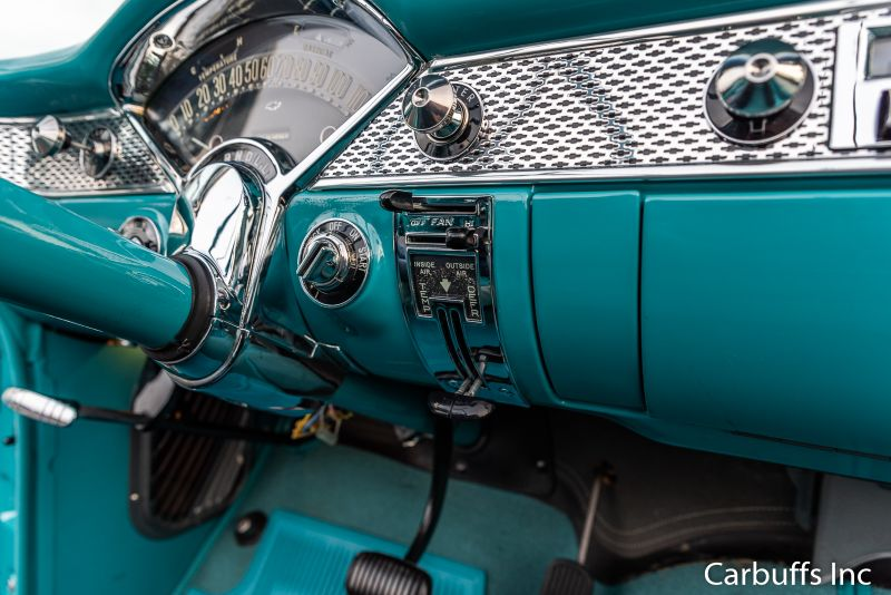 1955 Chevrolet Bel Air Convertible | Concord, CA | Carbuffs in Concord, CA