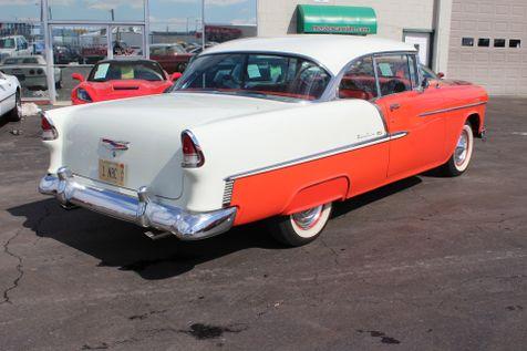 1955 Chevrolet Bel Air Hardtop   Granite City, Illinois   MasterCars Company Inc. in Granite City, Illinois