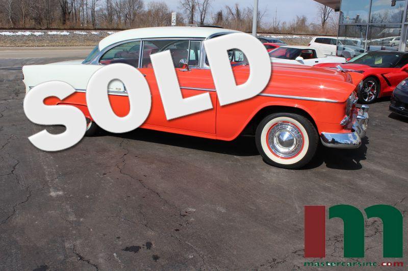 1955 Chevrolet Bel Air Hardtop   Granite City, Illinois   MasterCars Company Inc. in Granite City Illinois