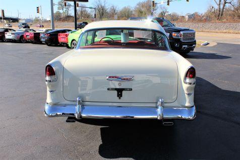 1955 Chevrolet Bel-Air    Granite City, Illinois   MasterCars Company Inc. in Granite City, Illinois
