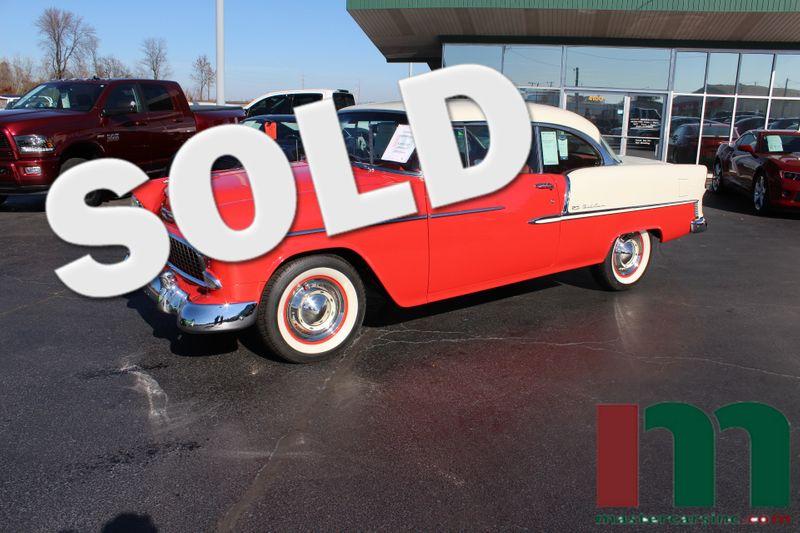 1955 Chevrolet Bel-Air    Granite City, Illinois   MasterCars Company Inc. in Granite City Illinois