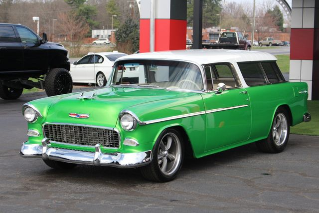 1955 Chevrolet Bel Air Nomad Mooresville , NC 23