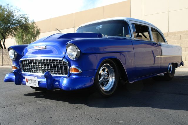 1955 Chevrolet Bel Air Phoenix, AZ 16