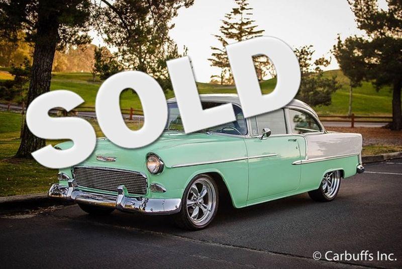 1955 Chevrolet Belair Street Rod   Concord, CA   Carbuffs