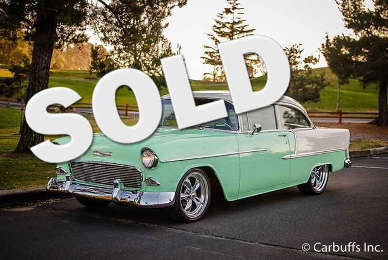 1955 Chevrolet Belair Street Rod | Concord, CA | Carbuffs