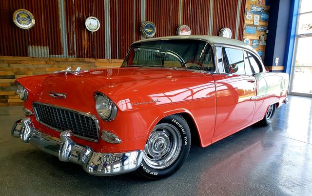 1955 Chevrolet BELAIR in Mustang, OK 73064