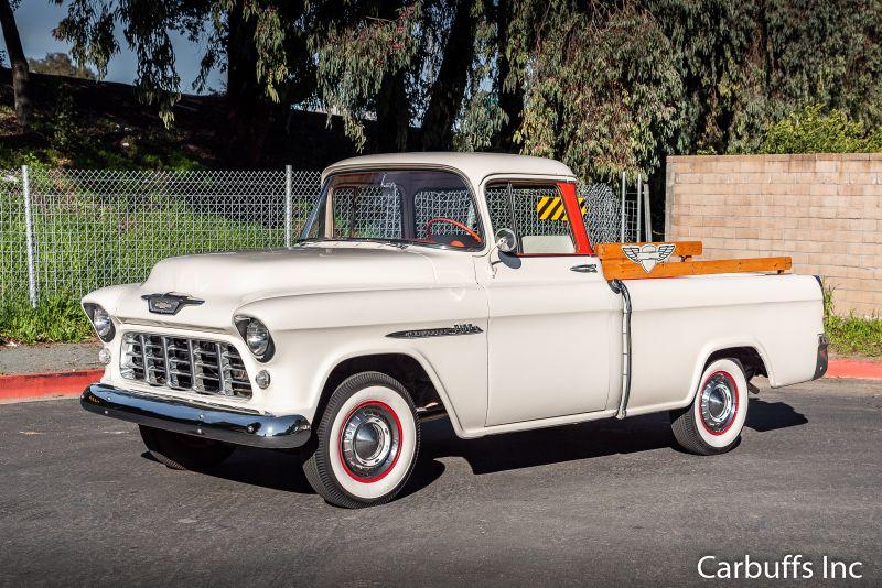 1955 Chevrolet Cameo  | Concord, CA | Carbuffs