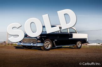 1955 Chevrolet 2dr Sedan Hot Rod   Concord, CA   Carbuffs in Concord