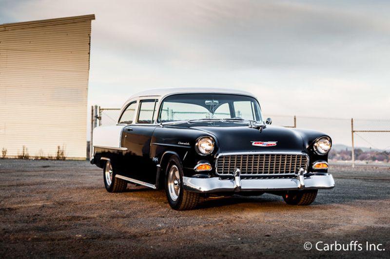 1955 Chevrolet 2dr Sedan Hot Rod | Concord, CA | Carbuffs in Concord, CA