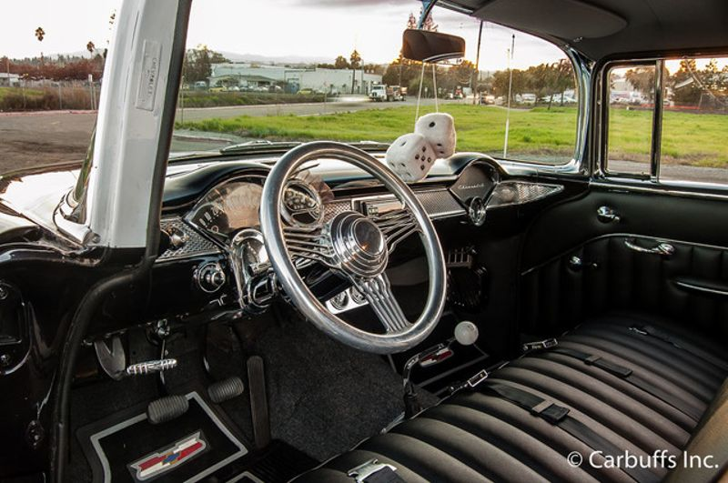 1955 Chevrolet 2dr Sedan Hot Rod | Concord, CA | Carbuffs in Concord, CA