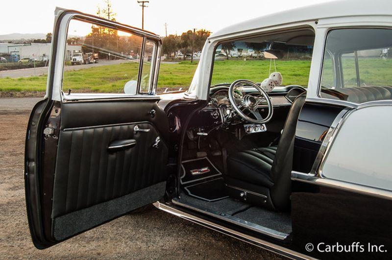 1955 Chevrolet 2dr Sedan Hot Rod   Concord, CA   Carbuffs in Concord, CA