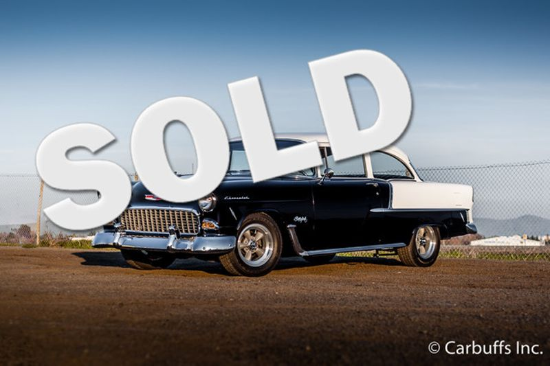 1955 Chevrolet 2dr Sedan Hot Rod   Concord, CA   Carbuffs