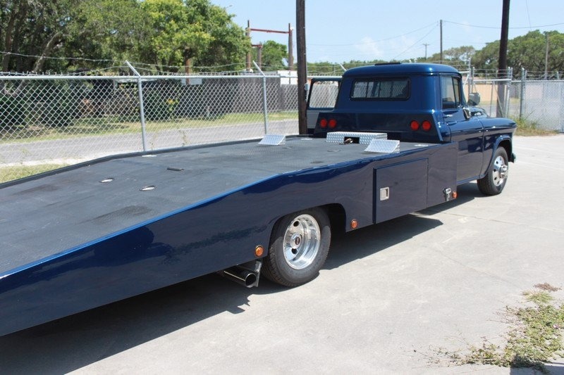 1955 Chevrolet Custom Car Hauler   RockportFulton Texas  AC Motorsports  in Rockport/Fulton, Texas