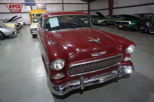 1955 Chevrolet BelAir 2 door post Blanchard, Oklahoma 1
