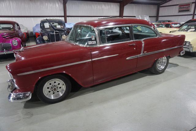 1955 Chevrolet BelAir 2 door post Blanchard, Oklahoma 2