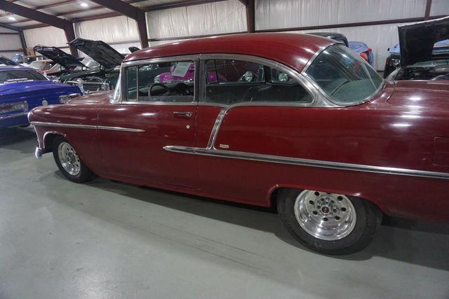 1955 Chevrolet BelAir 2 door post Blanchard, Oklahoma 3