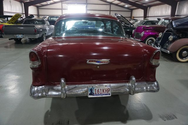 1955 Chevrolet BelAir 2 door post Blanchard, Oklahoma 4