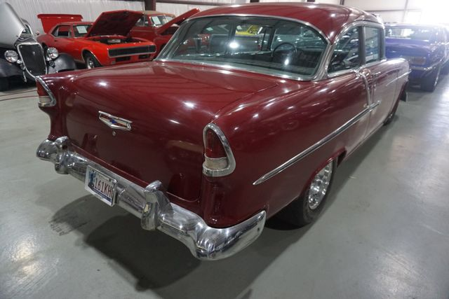1955 Chevrolet BelAir 2 door post Blanchard, Oklahoma 5
