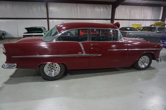 1955 Chevrolet BelAir 2 door post Blanchard, Oklahoma 6
