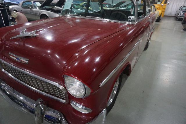 1955 Chevrolet BelAir 2 door post Blanchard, Oklahoma 8