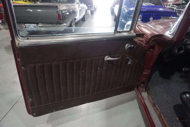 1955 Chevrolet BelAir 2 door post Blanchard, Oklahoma 9