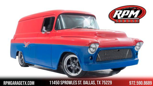 1955 Chevrolet Panel Custom Show Truck in Dallas, TX 75229