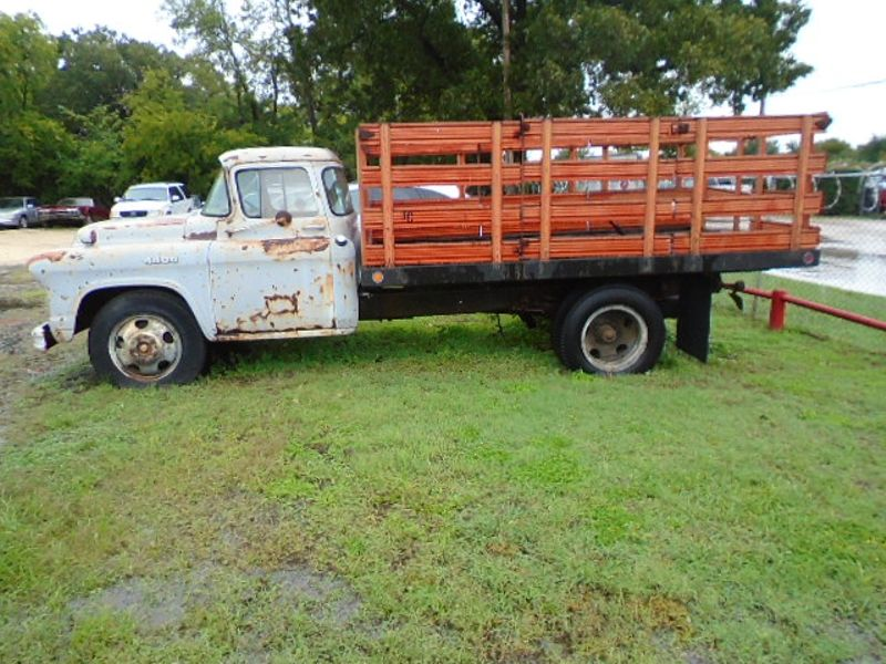 1955 Chevy 4400 flatbed | Fort Worth, TX | Cornelius Motor Sales in Fort Worth TX