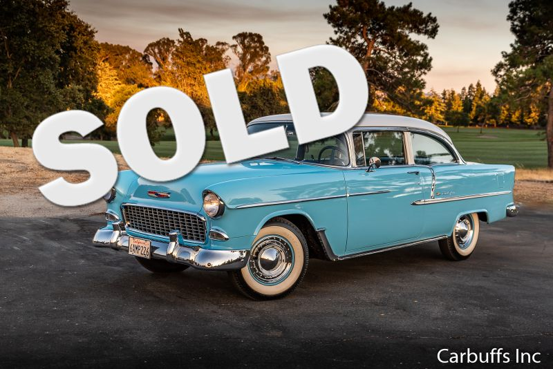 1955 Chevy Bel Air    Concord, CA   Carbuffs