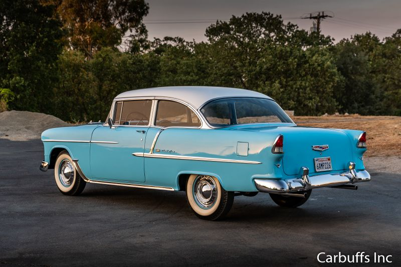 1955 Chevy Bel Air  | Concord, CA | Carbuffs in Concord, CA