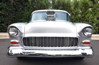 1955 Chevy Bel Air Blown Coupe Mint  city California  Auto Fitness Class Benz  in , California