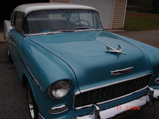 1955 Chevy  no post Spartanburg, South Carolina 10