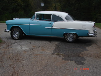 1955 Chevy  no post Spartanburg, South Carolina 3