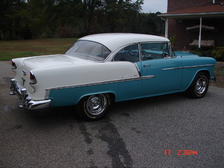 1955 Chevy  no post Spartanburg, South Carolina 6