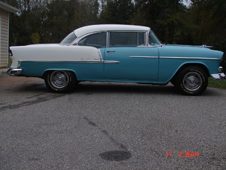 1955 Chevy  no post Spartanburg, South Carolina 7