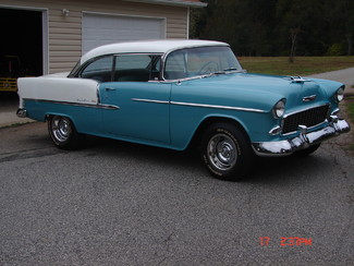 1955 Chevy  no post Spartanburg, South Carolina 8