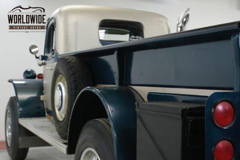 1955 Dodge POWER WAGON  WDX CUSTOM V8 4x4 PS PB WINCH RARE | Denver, CO | Worldwide Vintage Autos in Denver, CO
