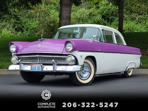 1955 Ford Customline 1960's Hot Rod Cruiser 352 V8 3-Speed Overdrive  in Seattle