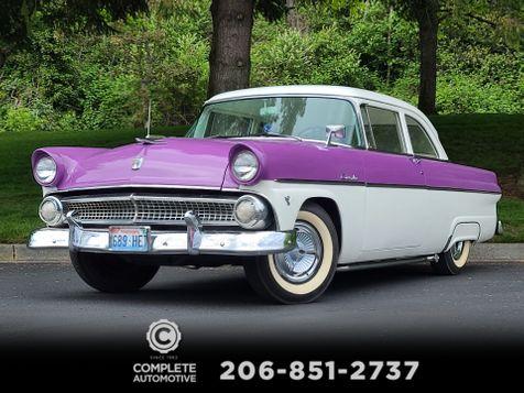 1955 Ford Customline 1960's Hot Rod Cruiser 352 V8 3-Speed Overdrive  in Seattle