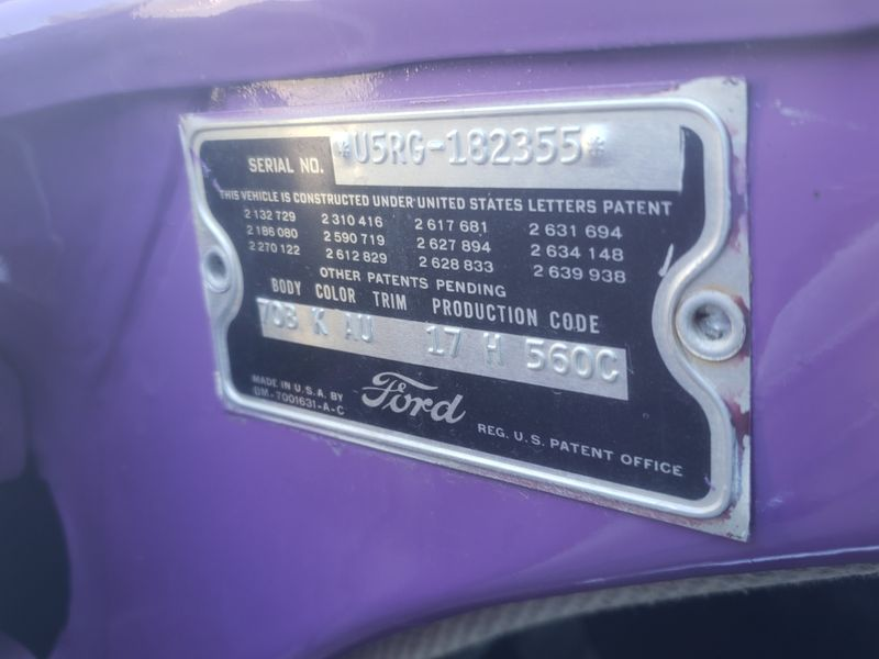 1955 Ford Customline 1960s Hot Rod Cruiser 352 V8 3-Speed Overdrive   city Washington  Complete Automotive  in Seattle, Washington