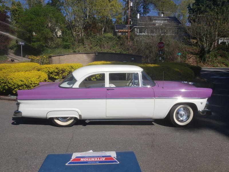 1955 Ford Customline 1960s Hot Rod Cruiser 352 V8 3-Speed Overdrive   city Washington  Complete Automotive  in Seattle, Washington