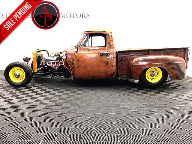 1955 Ford F100 BIG BLOCK RAT ROD