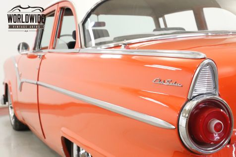 1955 Ford FAIRLANE FUEL INJECTED FRONT DISC TORQUE THRUST   Denver, CO   Worldwide Vintage Autos in Denver, CO