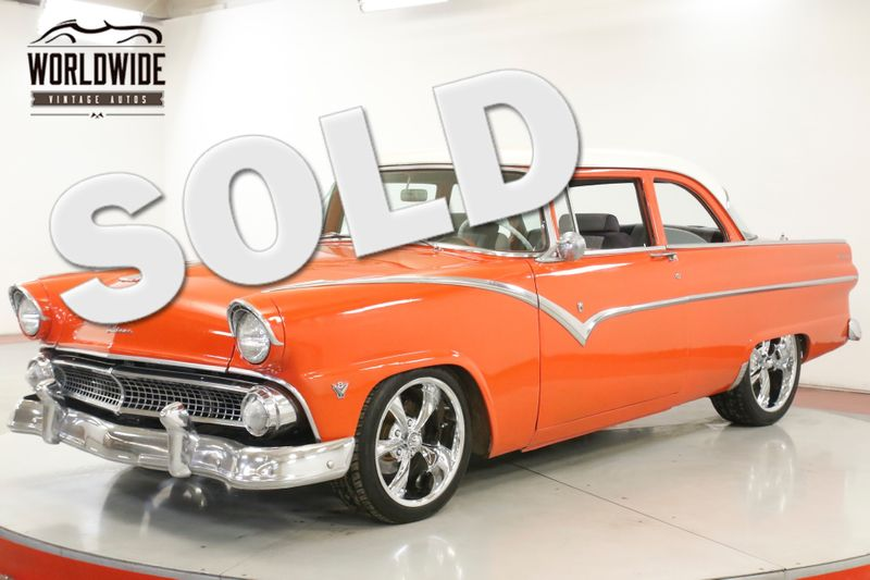 1955 Ford FAIRLANE FUEL INJECTED FRONT DISC TORQUE THRUST   Denver, CO   Worldwide Vintage Autos